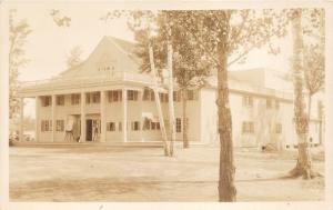Lakewood-Skowhegan Maine~Lakewood Inn on Quebec Highway~1930s Roadside RPPC