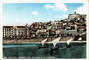 CPA Coimbra- Vista da Cidade e Hotel Astoria, PORTUGAL (760798)