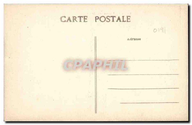 Limousin illustrates Old Postcard Landscape (sheep farmers)