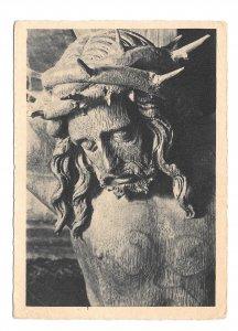 Bruggemann Detail Schleswig Cathedral Altar Christ Crown of Thorns 4X6 Postcard