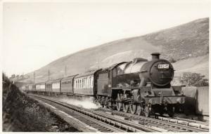 RP: UK Train , Bedford , England , 1968