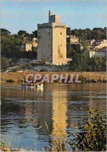 Postcard Modern Avignon Villeneuve Philippe le Bel Tower