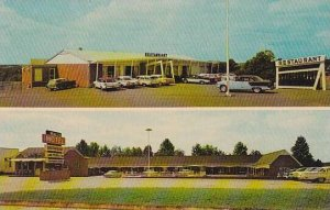 North Carolina Hickory Mulls Motel