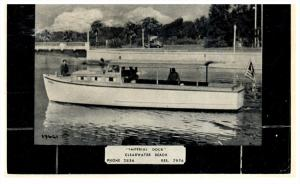 18239   FL Clearwater  Tourist Boat   imperial Dock