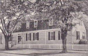 Virginia Williamsburg The Travis House Duke Of Gloucester Street Albertype