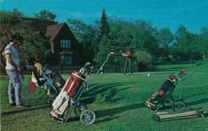 GRANBY , Quebec, Canada, 1960-80s ; Golf