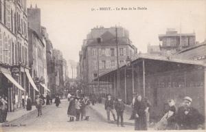 BREST , France , 00-10s ; La Rue de la Mairie