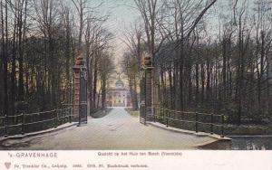 Gezicht Op Het Huis Ten Bosch (Voorzijde), 's-Gravenhage (South Holland), Net...