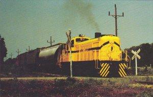 West Jersey Railroad Locomotive No 7804 ALCO RS-3