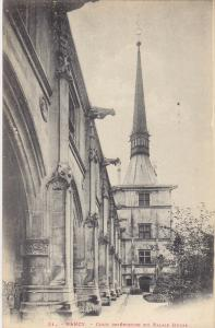 NANCY, Cour Interieure du Palais Ducal, Meurthe et Moselle, France, 00-10s