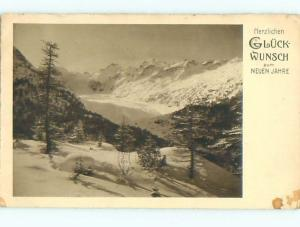 Old rppc NATURE SCENE Great Postcard AB0475