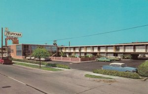 DALLAS , Texas , 50-60s, Tropicana Inn