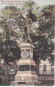 South African Soldier Monument , HALIFAX, Nova Scotia , Canada , 00-10s