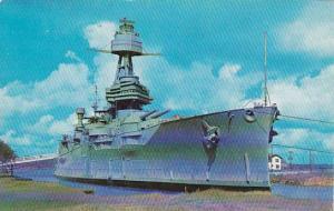 U S S Alabama Battleship Parkway Mobile Alabama 1960