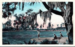 Florida Miami Golf Course