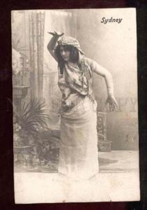 027342 SYDNEY Famous BALLET Star DANCER Vintage PHOTO