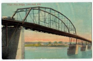 Free Bridge, Little Rock Ark