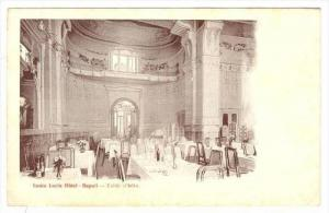 Santa Lucia Hotel - Napoli - Table d'hote, Italy, 00-10s