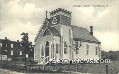 Catholic Church in Highstown, New Jersey