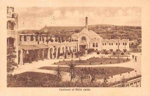 Romania Cazinoul si Baile calde, Baia Ocna, Bad Salzburg, Vizakna furdo