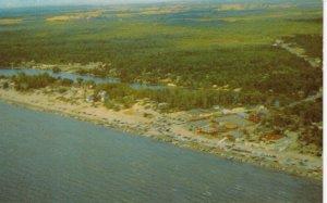WASAGA BEACH , Ontario , Canada , 1950-60s ; From the air