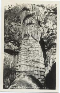 RP Rock of Ages Carlsbad Caverns New Mexico NM
