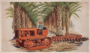 Allis-Chalmers MODEL M track-type Tractors , 1930-40s