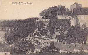 Le Donjon, The Dungeon of Chaumont, Haute-Marne, Marne River, France, 00-10´s