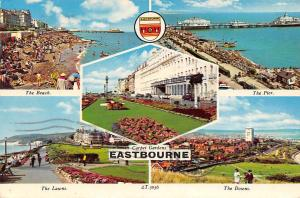 Eastbourne, Carpet Gardens, Beach, Pier, Lawns, Downs