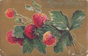 Kindest Thoughts, Strawberries, PU-1909