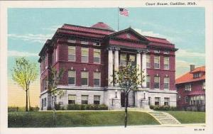 Michigan Cadillac Court House