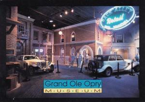 Grand Ole Opry Museum Opryland Nashville Tennessee