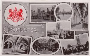 RP; GLOUCESTER , England, United Kingdom, 1900-10s ; TUCK