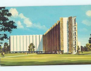 Pre-1980 DORM AT ORAL ROBERTS UNIVERSITY Tulsa Oklahoma OK L7745