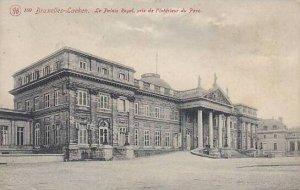 Belgium Brussels Laeken Le Palais Royal pris de l'interieur du Parc