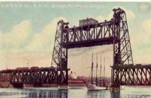 PORTLAND, OR O.W.R. & N. CO. S.P. CO BRIDGE
