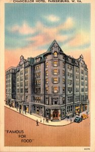 West Virginia Parkersburg Chancellor Hotel