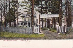New Jersey Trenton Odd Fellows Home
