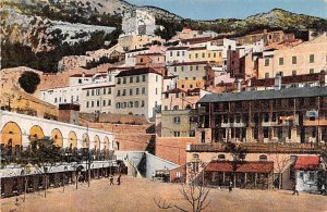 The Casemates Gibraltar Unused