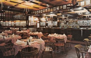 Gallagher's Steak House , New York City , 50-60s