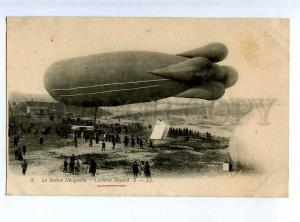 205525 FRANCE AVIATION airship dirigible Clement Bayard LL #2