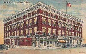 ANNISTON , Alabama , 1930-40s ; Alabama Hotel