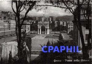 Modern Postcard Genova Diarna della Vittoria arra of