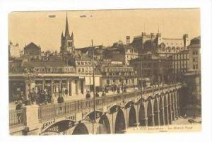 Le Grand Pont, Lausanne, Switzerland, 00-10s