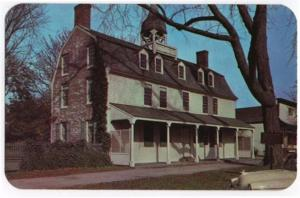 East Hampton, L.I., New York,  Early View of Clinton Academy