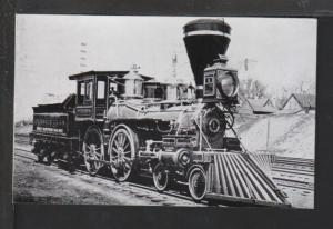 Great Northern,William Crooks,Locomotive Postcard