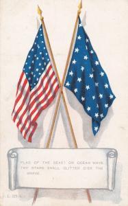 Flag of the Seas! , United States Flag, PU-1912