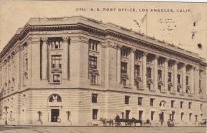 Post Office , LOS ANGELES , California , PU-1911