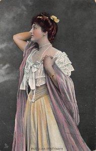 Miss Lilian Braithwaite, British Actress, Early Tuck's Postcard, Unused
