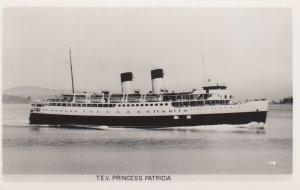RP: T.E.V. Princess Patricia , B.C. , Canada , 20-40s